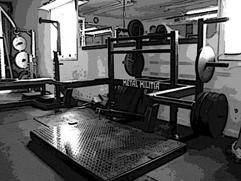 Metal Militia Canada Powerlifting Technique Training